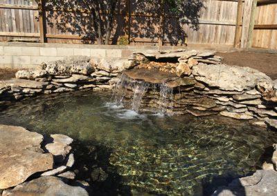 Colvard Pond