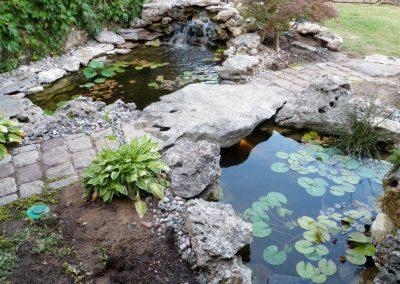 Stone Bridge Pond